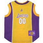 View Image 1 of Los Angeles Lakers Dog Jersey