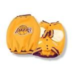 View Image 1 of Los Angeles Lakers Fleece Dog Jacket