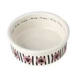Lulu's Paws Dog Bowl