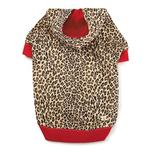 View Image 1 of M. Isaac Mizrahi Leopard Dog Pullover