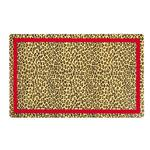 View Image 2 of M. Isaac Mizrahi Leopard Placemat