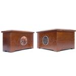 View Image 5 of Memorial Pet Urn Memory Box - Chestnut