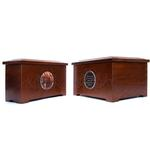 View Image 2 of Memorial Pet Urn Memory Box - Mahogany