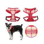 View Image 2 of Mezzo Dog Harness by Puppia - Red