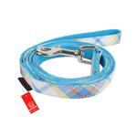 View Image 1 of Mezzo Dog Leash by Puppia - Blue