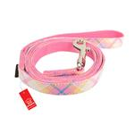 View Image 1 of Mezzo Dog Leash by Puppia - Pink