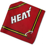 View Image 1 of Miami Heat Dog Bandana