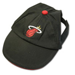 View Image 1 of Miami Heat Dog Hat