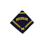 View Image 1 of Michigan Wolverines Dog Bandana