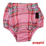 View Image 3 of Midtown Dog Sanitary Panty by Puppia - Pink