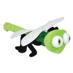 View Image 1 of Mighty Bug Dog Toy - Dizzy the Dragonfly - Green