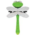 View Image 2 of Mighty Bug Dog Toy - Dizzy the Dragonfly - Green