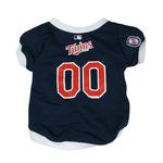 View Image 1 of Minnesota Twins Baseball Dog Jersey
