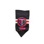 View Image 2 of Minnesota Twins Mesh Dog Bandana