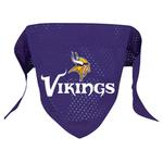 View Image 1 of Minnesota Vikings Mesh Dog Bandana