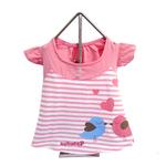 View Image 1 of Miss Lovebird Dog Dress - Pink
