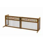 View Image 2 of Mission Aztec Freestanding Pet Gate