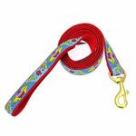 View Image 1 of Mom Tattoo Dog Leash by Up Country