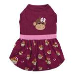 View Image 3 of Monkey Business Dog Dress - Tiff