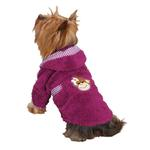 Monkey Business Dog Robe - Tiff