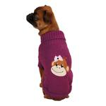 Monkey Business Dog Sweater - Tiff
