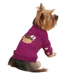 View Image 1 of Monkey Business Mock Dog T-Shirt - Tiff