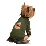 View Image 1 of Monkey Business Mock Dog T-Shirt - Ty