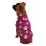 View Image 1 of Monkey Business Waffle Dog Hoodie - Tiff