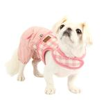View Image 4 of Motley Dog Pants by Pinkaholic - Pink