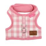 View Image 1 of Motley Pinka Dog Harness by Pinkaholic - Pink