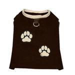 View Image 1 of Muscle Dog Shirt by Gooby - Brown