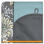 View Image 3 of Muted Floral Bench Seat Cover by Kurgo