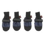 View Image 2 of Muttluks Woof Walkers Dog Boots - Blue
