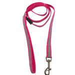 View Image 2 of Precision Dog Leash - Hot Pink