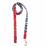 View Image 2 of My Canine Kids Signature Leash - Red