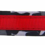 View Image 4 of My Canine Kids Signature Leash - Red