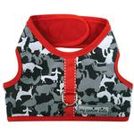 View Image 1 of My Canine Kids Signature Print Dog Vest Harness