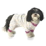 View Image 1 of My Favorite Jammies Dog Pajamas - Violet