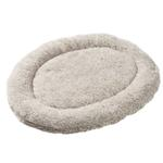 View Image 1 of Nature Nap Oval Pet Bed - Oatmeal