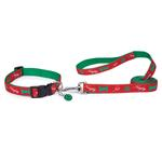 View Image 2 of Naughty or Nice Dog Leash by Zack & Zoey