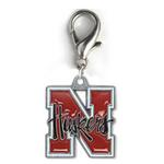 View Image 1 of Nebraska Cornhuskers Dog Collar Charm