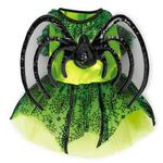 View Image 1 of Neon Spider Princess Halloween Dog Costume