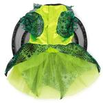 View Image 3 of Neon Spider Princess Halloween Dog Costume