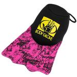 View Image 1 of Neoprene Fin Dog Toy by Body Glove - Pink