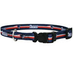View Image 1 of New England Patriots Dog Collar