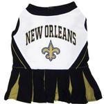 View Image 1 of New Orleans Saints Cheerleader Dog Dress