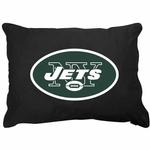 View Image 1 of New York Jets Dog Bed