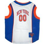 View Image 1 of New York Knicks Dog Jersey