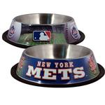 View Image 1 of New York Mets Dog Bowl