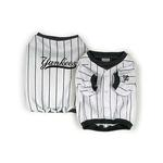 View Image 1 of New York Yankees Deluxe White Dog Jersey
